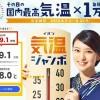 イオン気温ジャンボ 国内最高気温×1万円が毎日当たる ワクワクサマー2015