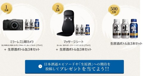 日本酒通認定キャンペーン