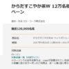 【大量当選】プレモノ からだすこやか茶W 12万名様プレゼントキャンペーン